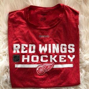 Reebok Red Wings Tee [Mens]